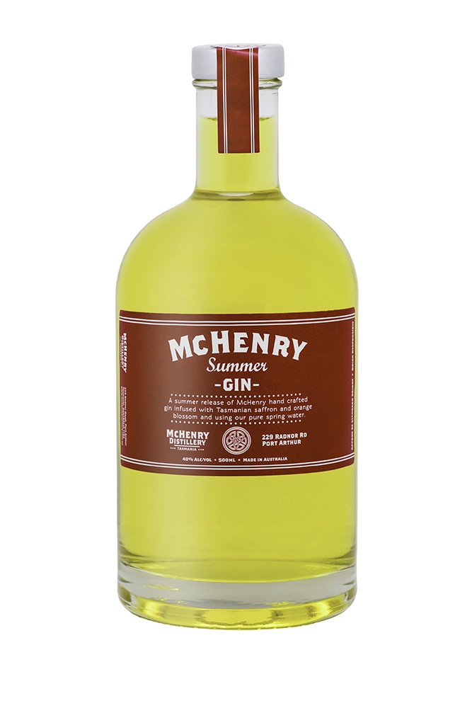 Mc Henry Distillery - Italia 700ml McHenry Summer Gin