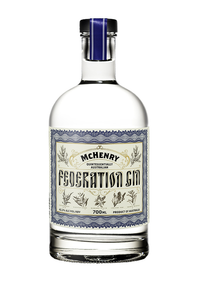 Mc Henry Distillery - Italia 700ml McHenry Federation Gin