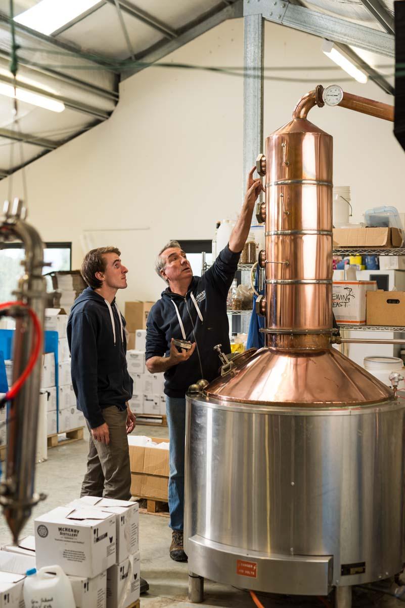 Mc Henry Distillery - Italia